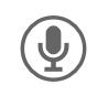 Adding voice tracks to a playlist.