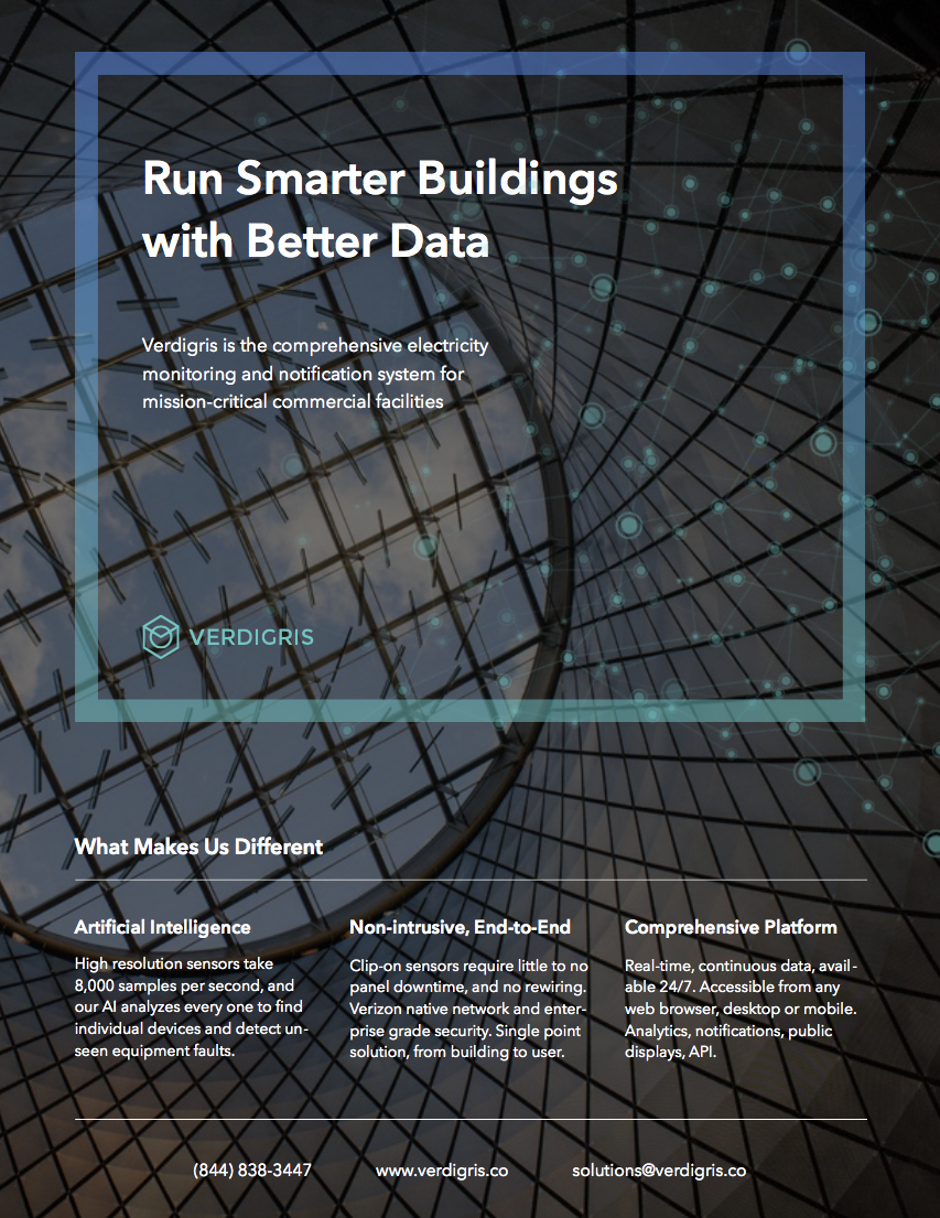 Run Smarter Buildings with Better Data