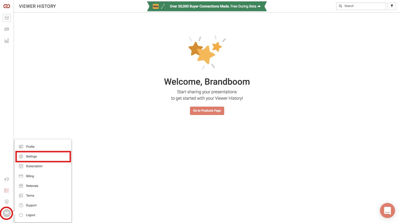 edit invoice settings brandboom help center
