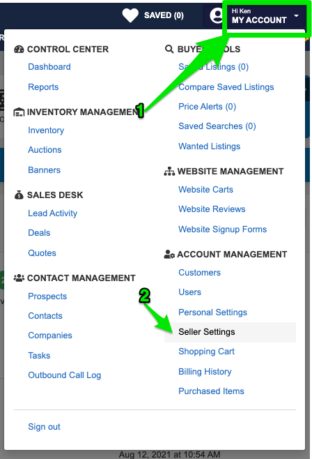 learn how to integrate docusign with your heavy equipment dealership software