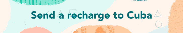 Send a recharge to Cuba
