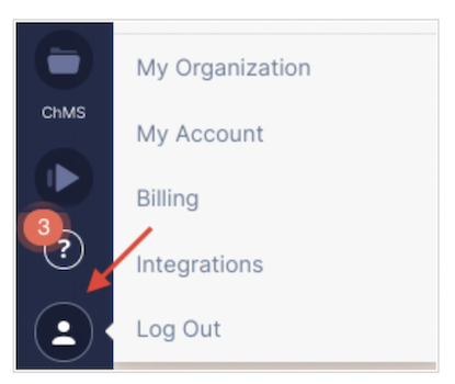 Global Settings Button