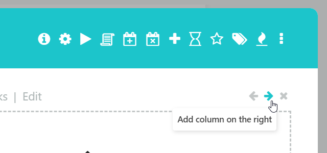 Adding a new column