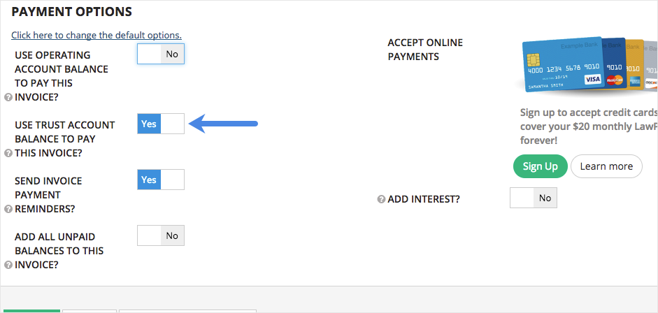 Payments Tutorial PracticePanther Help Center - Accept invoice payments online