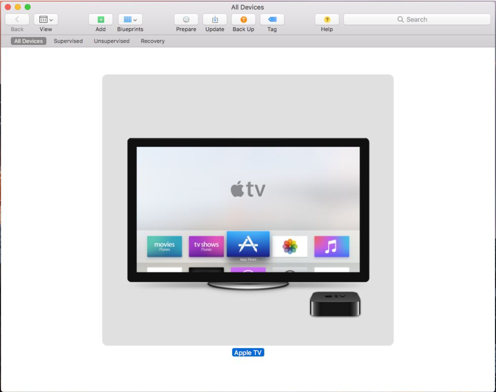 Charles proxy guide for apple tv tv os 11 testlio help center step 1 supervise device malvernweather Gallery