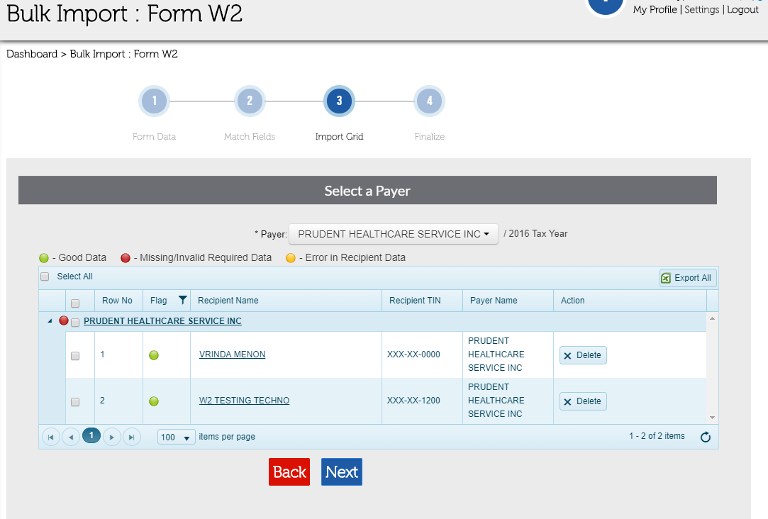 Zenwork, Inc | Can I Import W-2 Data From QuickBooks?