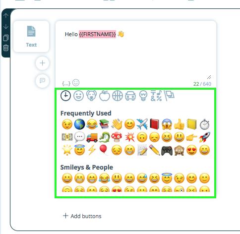 clavier emojis
