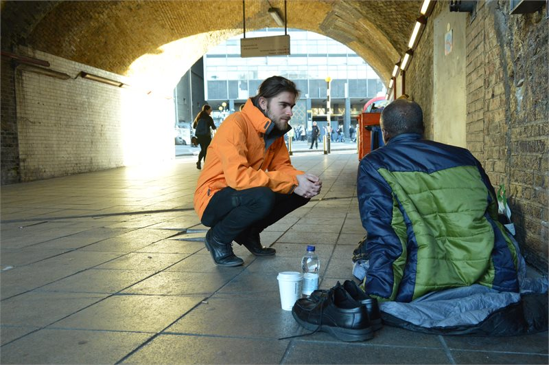 Mitigating homelessness
