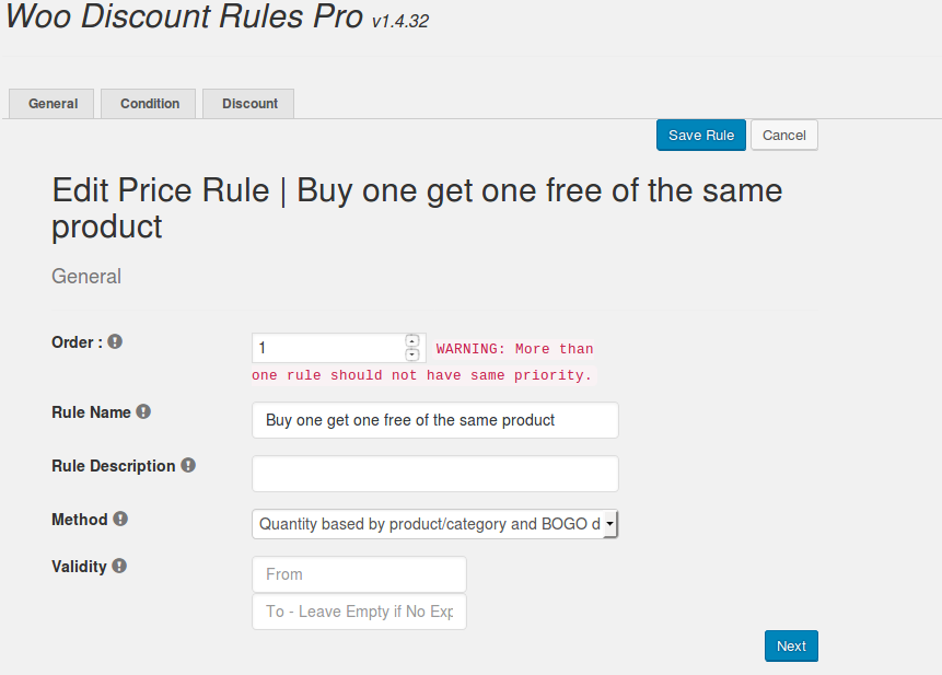 Price Discount Rules Examples Flycart Documentation Wordpress