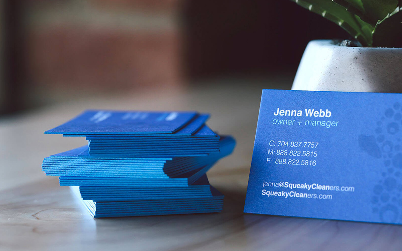 Painted Edge Business Cards | Primoprint Support