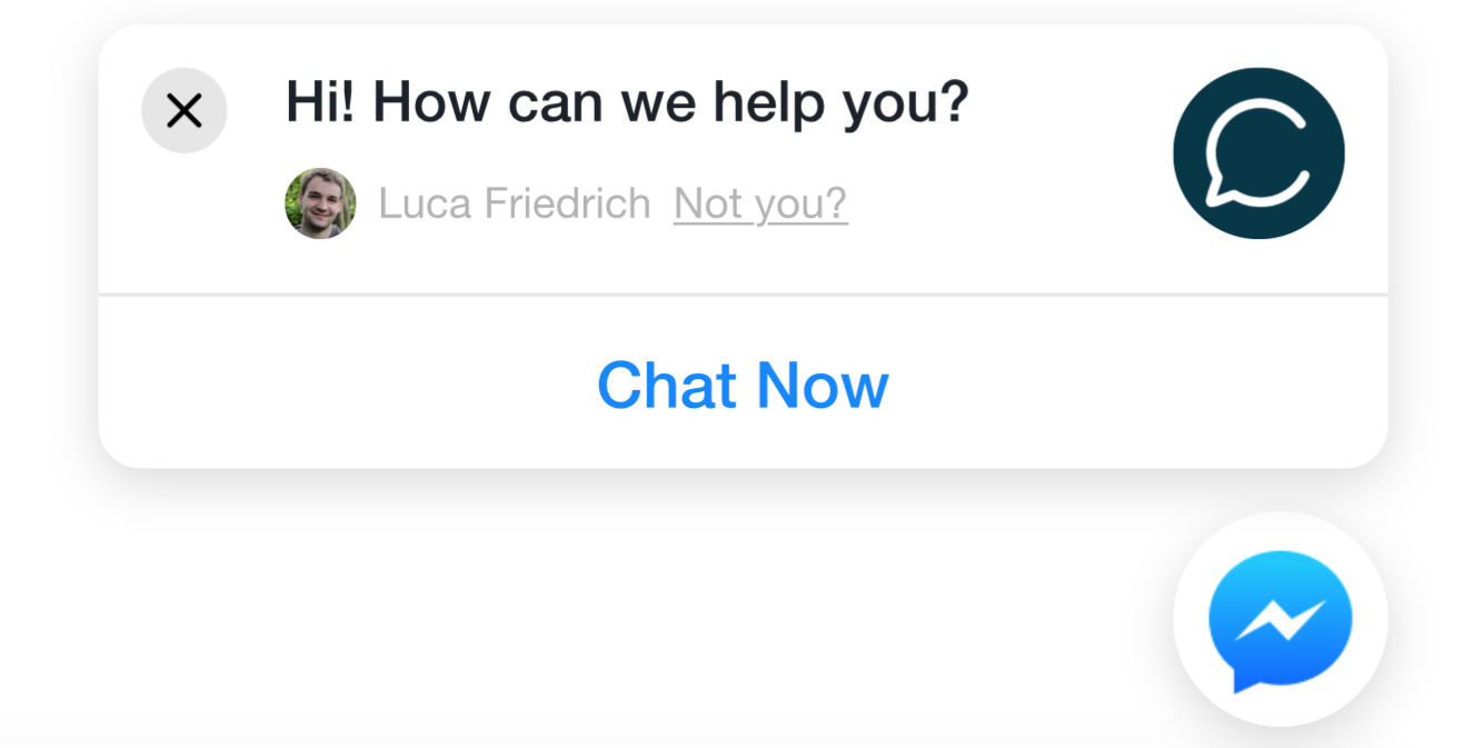 The Ultimate Guide to Messenger Marketing & Facebook Chatbots 11
