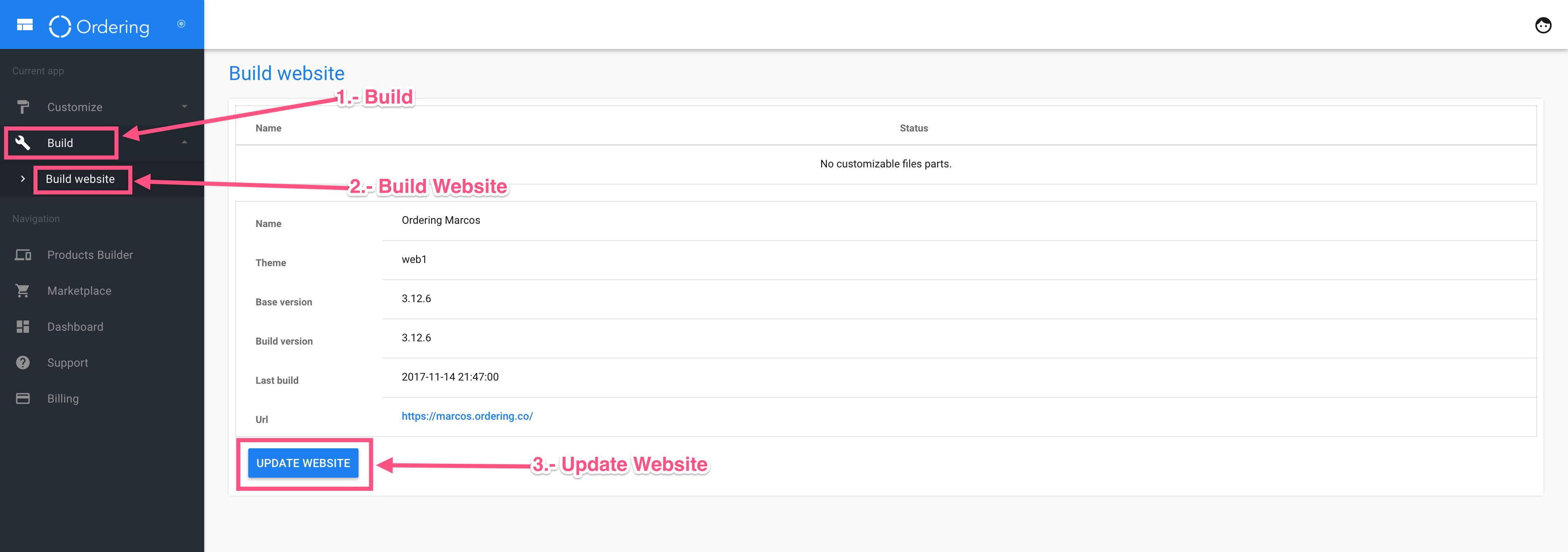 Comparte la URL de tu sitio con una imagen / texto personalizado ...
