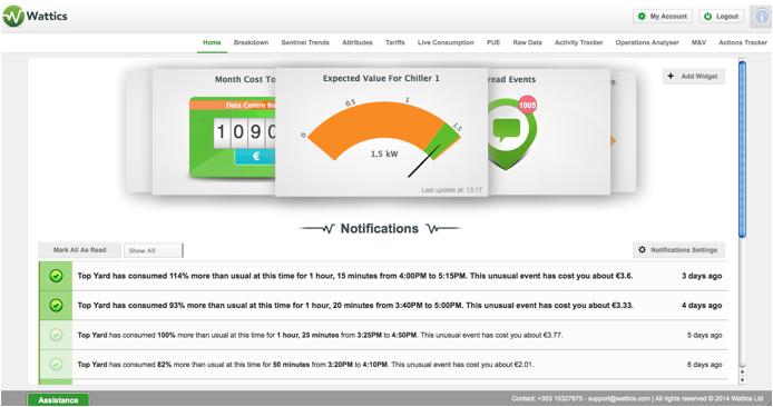 EGX300 Data Push