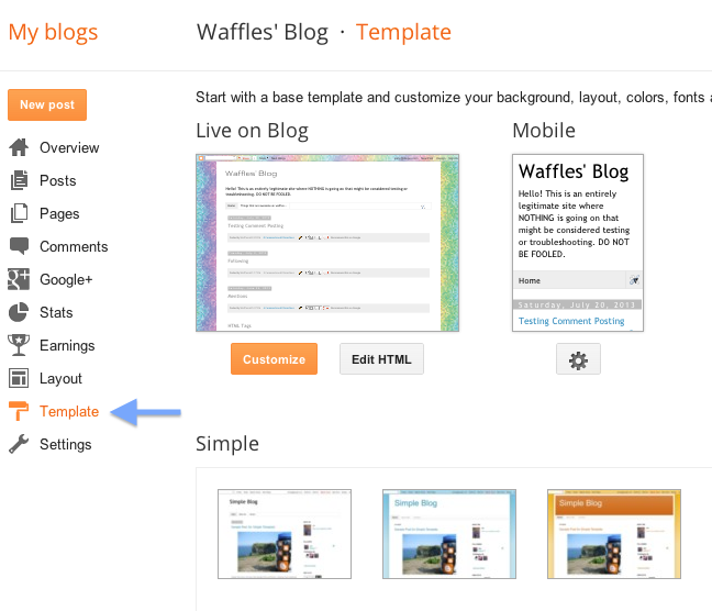 Add Disqus to Static Pages in Blogger | Disqus