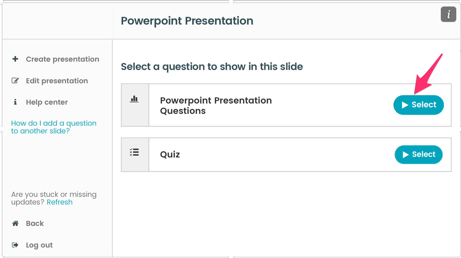 Help with PowerPoint. How to use it