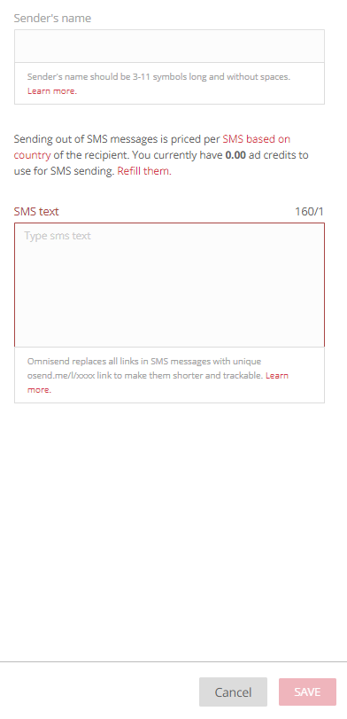 Sms In Automation Omnisend Knowledge Base