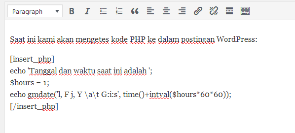 contoh insert php