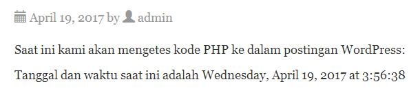 tampilan insert php