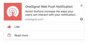 wp push notifications