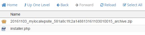 cara upload wordpress ke hosting 5