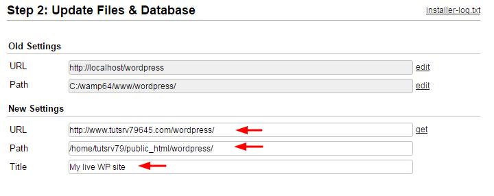 upload wordpress ke hosting 1
