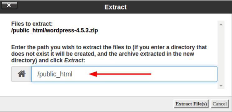 cara upload wordpress