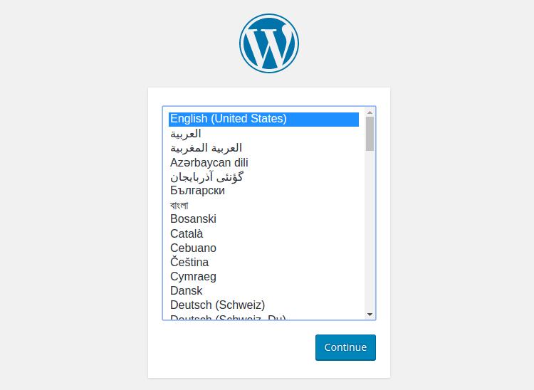upload wordpress ke hosting