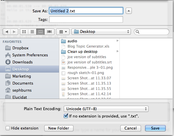 Subtitles elucidat help center delete the extension txt and replace it with t ccuart Image collections