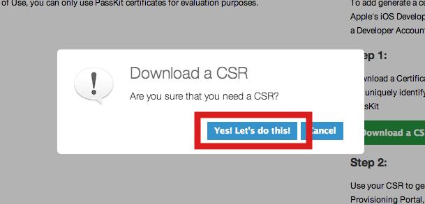 Download CSR