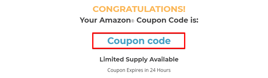 select your uploaded coupons list from the dropdown if you havent uploaded one yet click the here link below the dropdown to upload one
