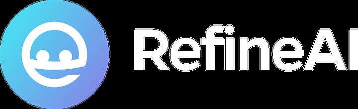 RefineAI Help Center