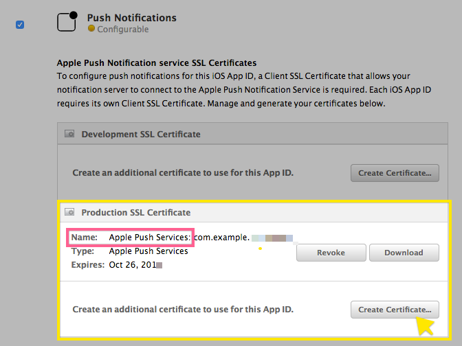 The Apple Part : Certificate and Provisioning Profile | PushBots ...