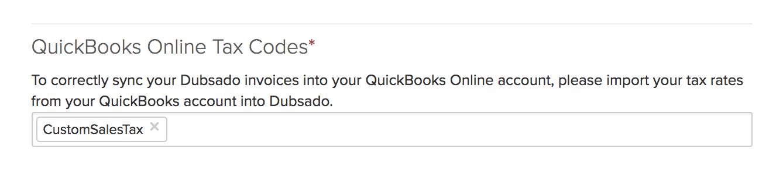 Quickbooks Syncing Dubsado Help Center - Import invoices into quickbooks online