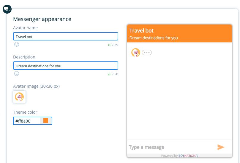 Module chatbot wordpress