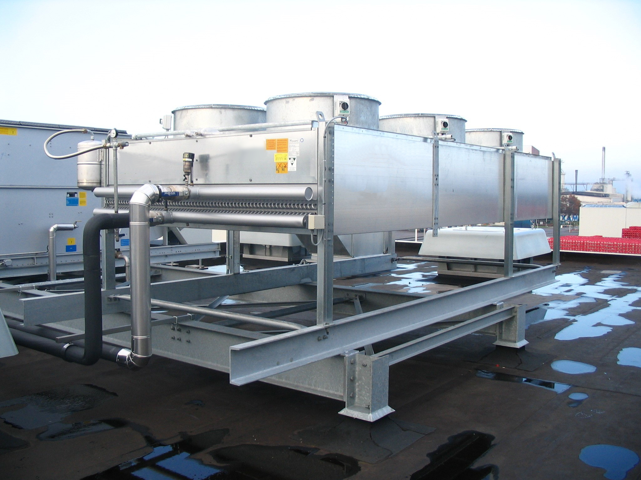 cooling and refrigeration systems