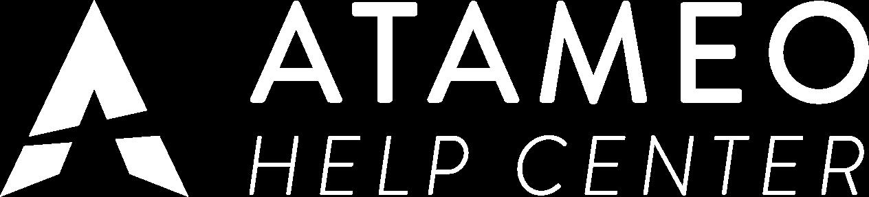 Atameo Help Center