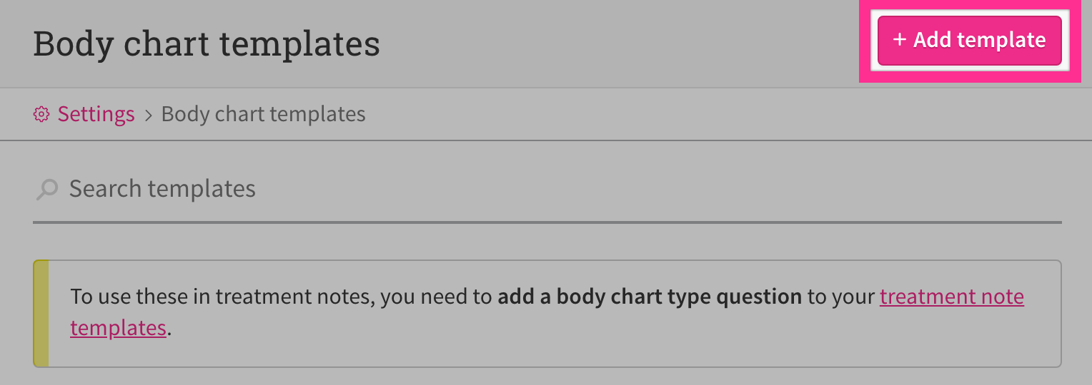Using body charts in treatment notes cliniko help give your template a name and click the upload a file button maxwellsz