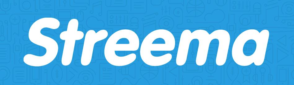 Streema logo.