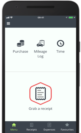 create an out of pocket mileage log mobile app expensein help centre
