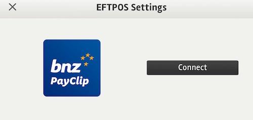 posBoss - Connect to BNZ PayClip