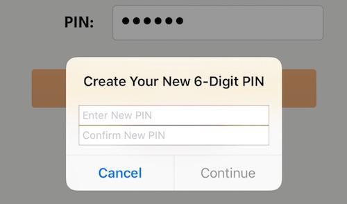 posBoss - Create 6 Digit Pin for BNZ PayClip