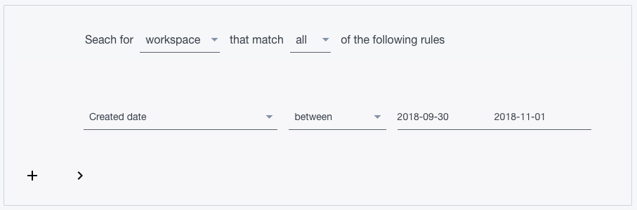 Ardoq simple search