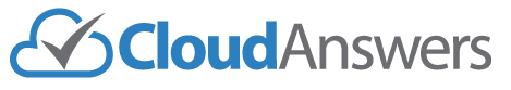 CloudAnswers Product Help Center