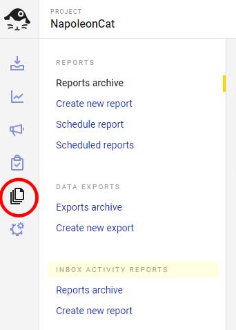 Creating Inbox Activity Reports