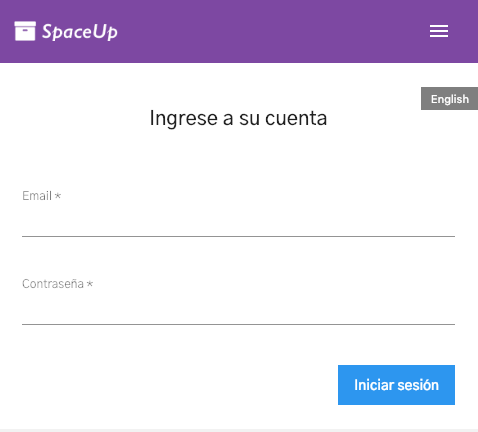 Units Customer App: Dual language setup
